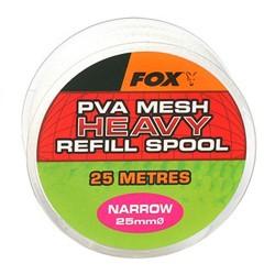 HEAVY MESH 25m  Refill Spool -NARROW- 25mm-