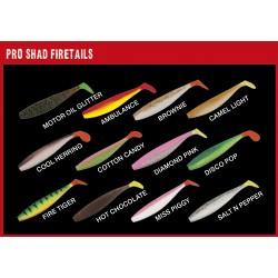 PRO SHAD FIRETAILS 14cm