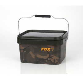 Galeata Fox Camo Square Buckets 5l