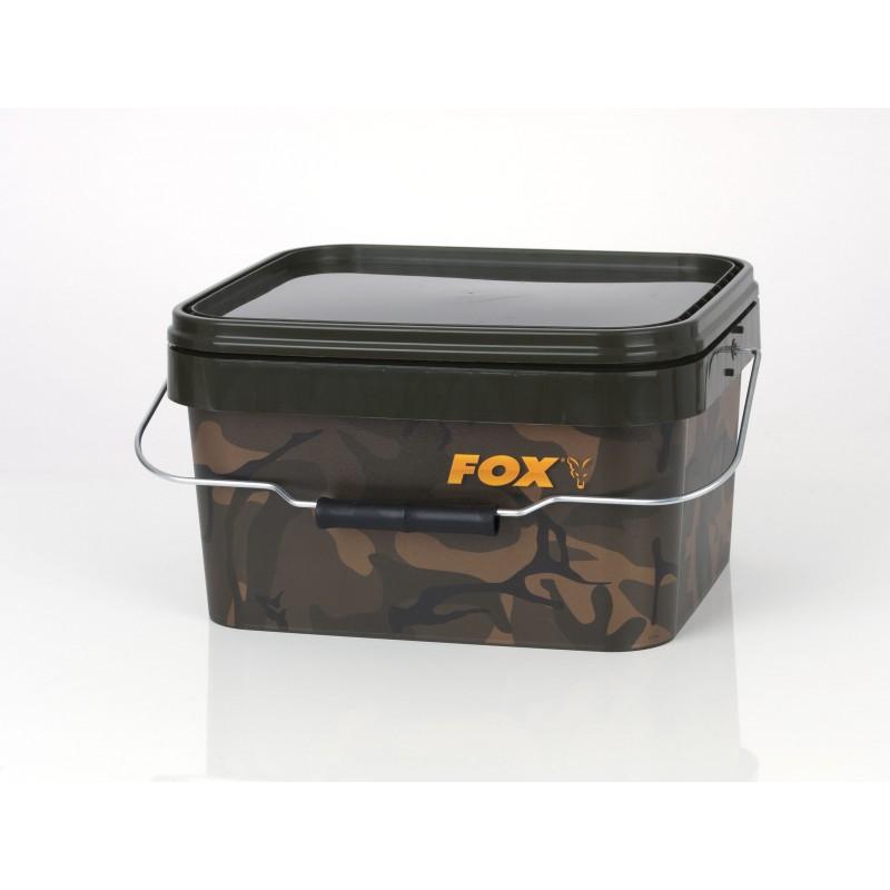 Galeata Fox Camo Square Buckets 5l