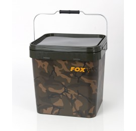Galeata Fox Camo Square Buckets 17l
