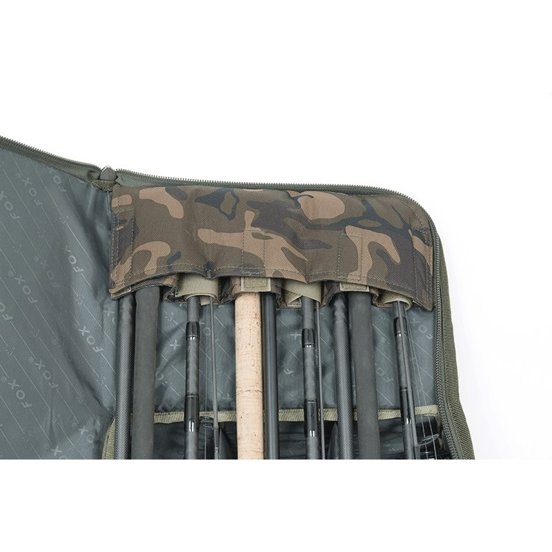 HUSA FOX CAMOLITE 12FT 3+3 ROD CASE