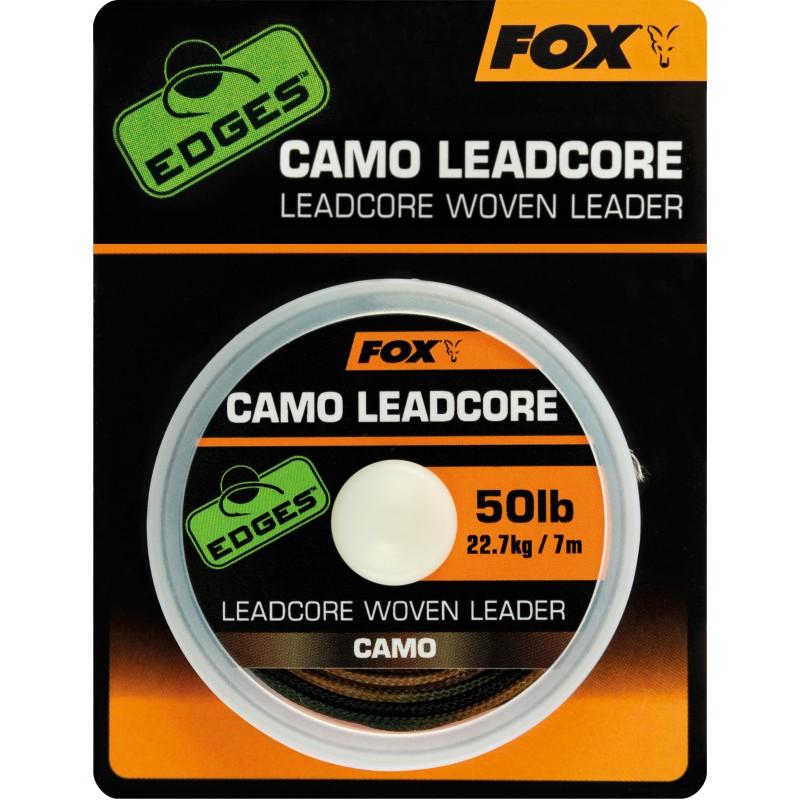 FOX CAMO LEADCORE 50LB - 7M