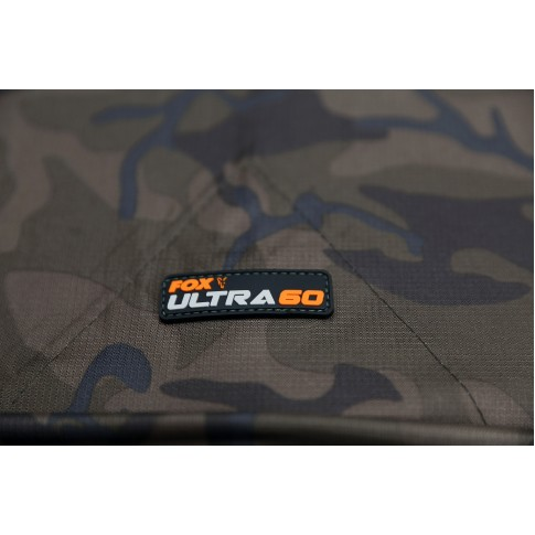 Cort Fox Ultra 60 Camo Brolly System