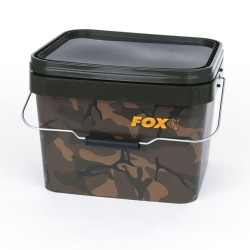 Galeata Fox Camo Square Buckets 10l