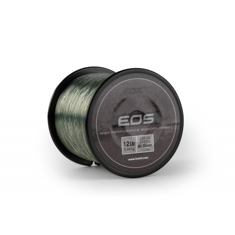 FIR MONOFILAMENT FOX EOS CARP MONO 15lb, 0,33mm