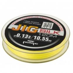 FIR TEXTIL FOX RAGE JIG SILK  0.06MM-120M