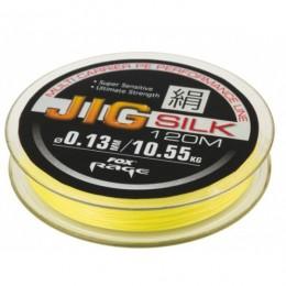 FIR TEXTIL FOX RAGE JIG SILK  0.13MM-120M