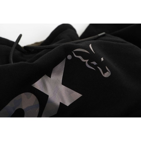 Hanorac Fox Black/Camo Hoody