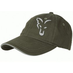 Sapca Fox Green & Silver Baseball Cap