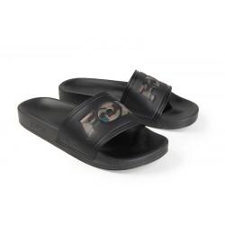 Papuci Fox Sliders Black