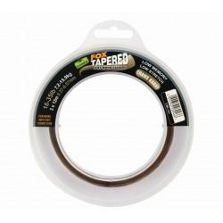 Fir Inaintas Conic FOX Edges® Soft Tapered Leaders Trans Kaki, 3x12m 0.37mm-0.57mm