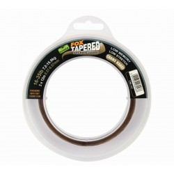 Fir Inaintas Conic FOX Edges Soft Tapered Leaders Trans Kaki, 3x12m 0.33mm-0.50mm