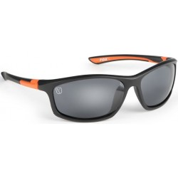 Ochelari Polarizati Fox Avius Wraps Black & Orange Frame/Grey Lens