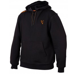 HANORAC FOX COLLECTION ORANGE & BLACK HOODIE