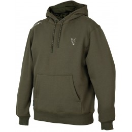 HANORAC FOX COLLECTION GREEN & SILVER HOODIE