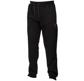 PANTALONI FOX COLLECTION ORANGE BLACK JOGGERS