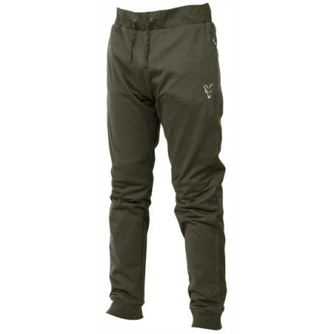 Pantaloni Lungi FOX Collection Lightweight Joggers, Green  Silver