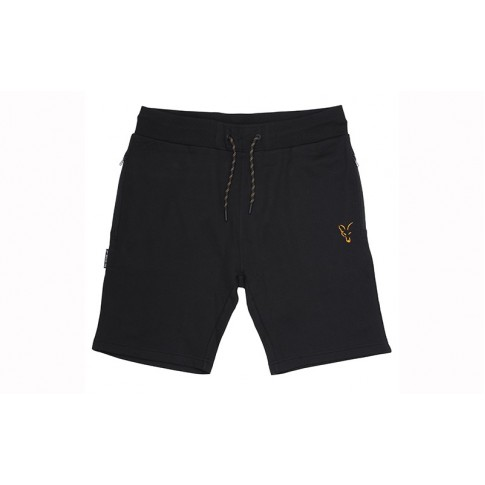 PANTALONI SCURTI FOX BLACK & ORANGE LIGHTWEIGHT SHORTS