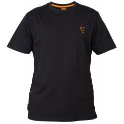 Tricou Fox Collection Orange & Black T-Shirt