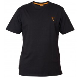 TRICOU FOX COLLECTION ORANGE & BLACK