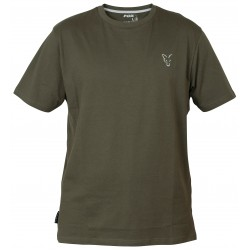 Tricou FOX Collection Green & Silver T-Shirt