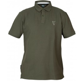 TRICOU POLO FOX COLLECTION GREEN & SILVER