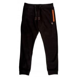 Pantaloni Joggers Black/Orange