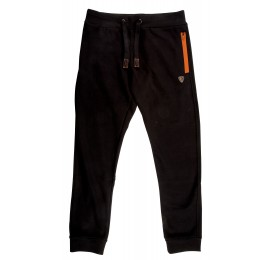 PANTALONI Joggers Black/Orange
