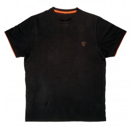 TRICOU Cotton Black/Orange