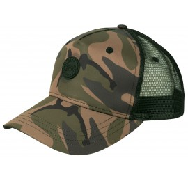 SAPCA FOX CHUNK CAMO EDITION TRUCKER CAP