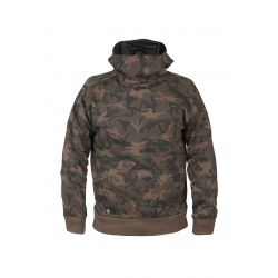 Hanorac Fox Chunk Camo Funnel Neck Hoody