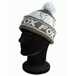 CACIULA FOX GREEN/SILVER LINED BOBBLE