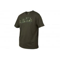 Tricou Fox Chunk Khaki/Camo T-Shirt