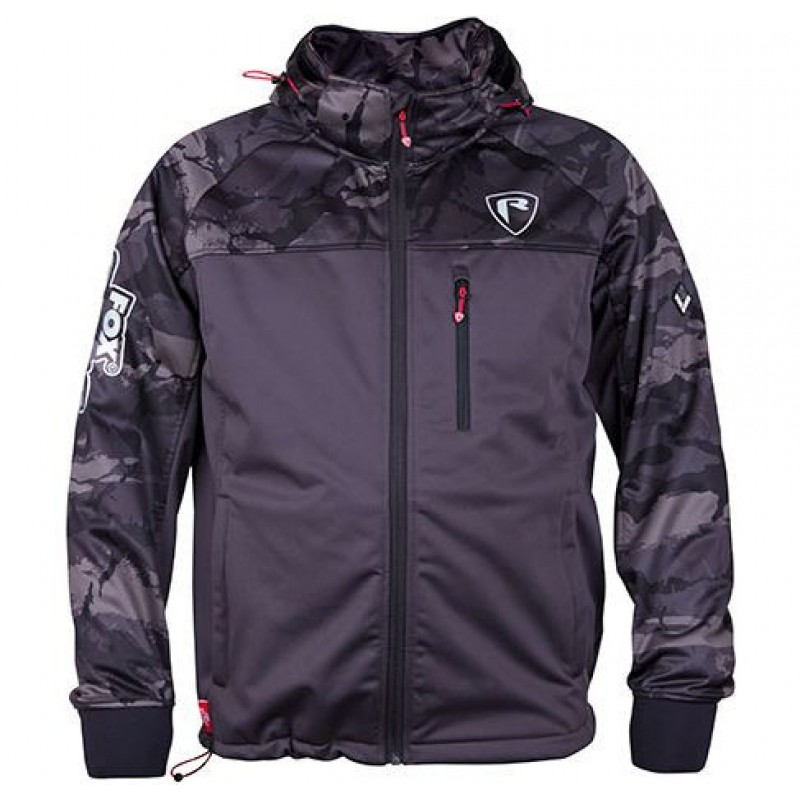 JACHETA CU GLUGA FOX RAGE WIND BLOCKER JACKET