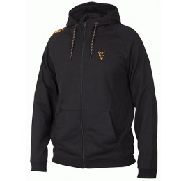 HANORAC FOX COLLECTION ORANGE & BLACK LIGHTWEIGHT HOODIE