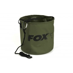 BAC PENTRU APA FOX COLLAPSIBLE WATER BUCKET, LARGE