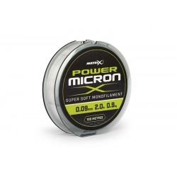 Fir monofilament Matrix Power Micron X 0.09mm