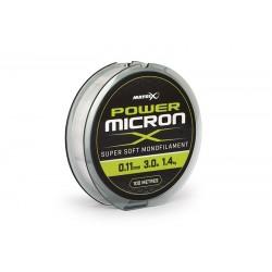 Fir monofilament Matrix Power Micron X 0.11mm