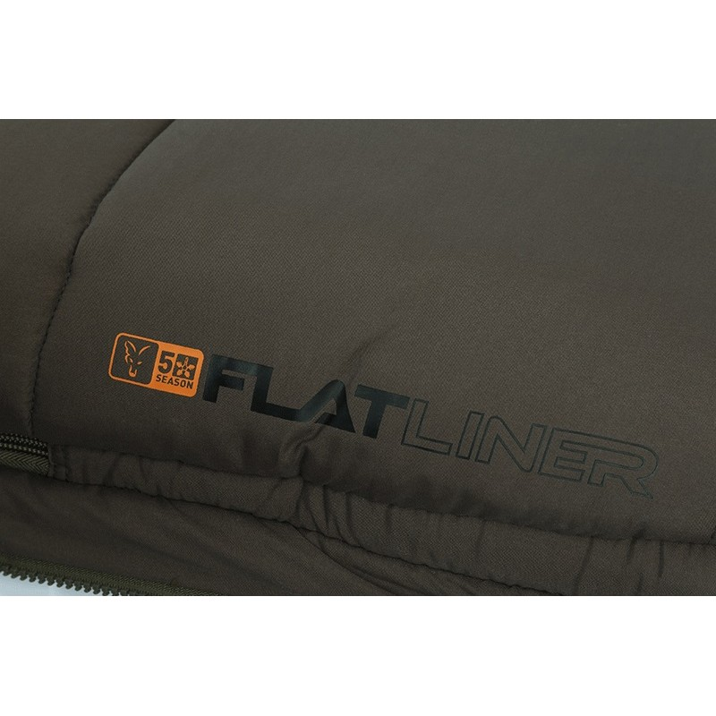 PAT PESCUIT FOX FLATLINER 5 SEASON SLEEP SYSTEM, 8 PICIOARE, 215X84CM