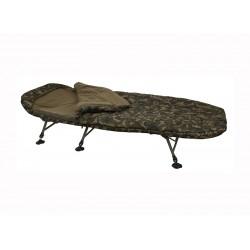 Pat Fox R-Series Camo Sleep System, 6 picioare, 212 x 98 cm