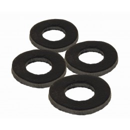 SAIBE FOX BLACK LABEL LEATHER WASHERS