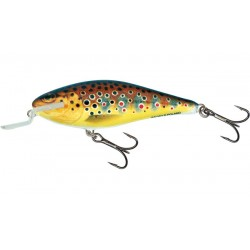 Vobler Salmo Executor Shallow Runner, Trout, 5cm