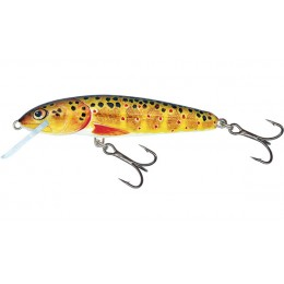 Vobler Salmo Minnow Floating, Trout, 5cm