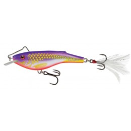 RAIL SHAD SINKING - 6CM Holographic Purpledescent