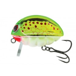 VOBLER Salmo Bass Bug Floating, Glow Bug, 5.5cm, 26g