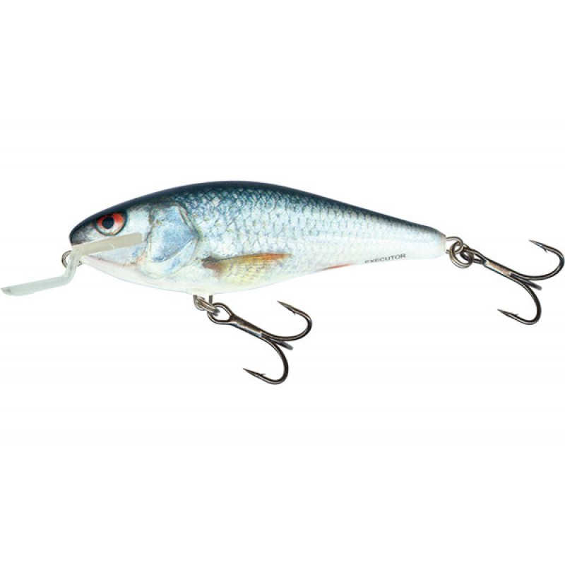 Vobler Salmo Executor Shallow Runner, Real Dace, 7cm