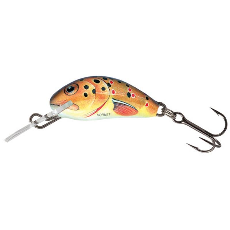 Vobler Salmo Hornet 3.5cm 2.2g Floating Trout