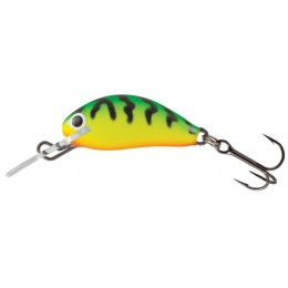 Vobler Salmo Hornet 3.5cm 2.2g Floating Green Tiger