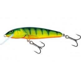 Vobler Salmo Minnow Floating, Hot Perch, 5cm